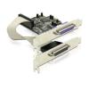 DELOCK I/O DELOCK PCI-E > 2x parallel