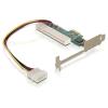 DELOCK I/O DELOCK PCI-E -> PCI Card 32bit (89223)