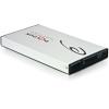 DELOCK Kulso Haz 2.5'' USB 2.0 / SATA