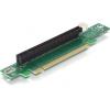 DELOCK PCI-E x16 Riser card (90° bal)