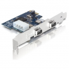 DELOCK PCI-E x1 - 2 portos FireWire A IO vezérlő