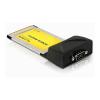 DELOCK PCMCIA - 1 soros port IO vezérlő