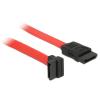 DELOCK SATA cable 22cm up/straight (84354)