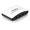 DELOCK USB 3.0 HUB (4 portos, aktív)