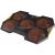 DELTACO GAMING GAM-072 notebook hűtőpad 5 ventilátorral (GAM-072)