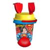 Dema Stil Superman homokozó készlet, 5 részes