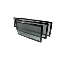 DEMCIFLEX Porszűrő 420mm radiátorhoz - fekete/feke asztali számítógép kellék