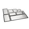 Demciflex porszűrő készlet Phanteks Enthoo Primo - fekete / fekete