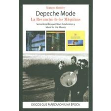 Depeche Mode La revancha de las máquinas – MARCOS GENDRE idegen nyelvű könyv