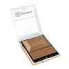 Dermacol Bronzing Palette Női dekoratív kozmetikum Dekoratív tok 9g