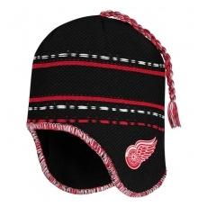Detroit Red Wings TĂŠli sapka Face-Off Peruvian Knit Beanie
