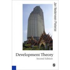 Development Theory – Jan Nederveen Pieterse idegen nyelvű könyv