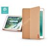 Devia Apple iPad 9.7 (2018) védőtok (Smart Case) on/off funkcióval, Apple Pencil tartóval - Devia Ease - brown