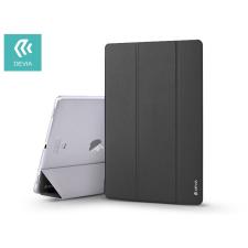 Devia Apple iPad Mini 4/iPad Mini (2019) védőtok (Smart Case) on/off funkcióval - Devia Light Grace - black tablet tok