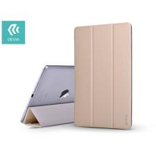 Devia Apple iPad Pro 12.9 (2018) védőtok (Smart Case) on/off funkcióval - Devia Light Grace - gold tablet tok