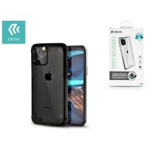 Devia Apple iPhone 11 Pro Max ütésálló hátlap - Devia Defender 2 Series Case - black tok és táska