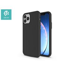 Devia Apple iPhone 11 Pro ütésálló hátlap - Devia Kimkong Series Case - black tok és táska