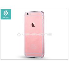 Devia Apple iPhone 6/6S hátlap - Devia Mighty Bumper - rose gold tok és táska