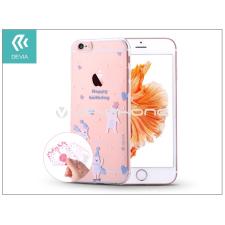 Devia Apple iPhone 6/6S szilikon hátlap - Devia Vango Soft - ice bear tok és táska