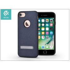 Devia Apple iPhone 7 hátlap - Devia iStand - blue tok és táska
