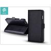 Devia Apple iPhone 7/iPhone 8 oldalra nyíló flipes tok hátlappal + kártyatartóval - Devia Magic Leather 2in1 - black
