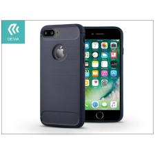 Devia Apple iPhone 7 Plus hátlap - Devia Buddy - blue tok és táska
