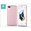 Devia Apple iPhone 7 Plus hátlap - Devia Ceo 2 - rose gold