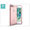 Devia Apple iPhone 7 Plus/iPhone 8 Plus szilikon hátlap - Devia Glitter Soft - rose gold