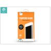 Devia Apple iPhone 7 Plus/iPhone 8 Plus üveg képernyő- + Crystal hátlapvédő fólia - Devia Eagle Eye Full Screen Tempered Glass 0.18 mm - 1 + 1 db/csomag - white