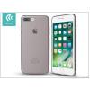 Devia Apple iPhone 7 Plus szilikon hátlap - Devia Naked - smoky black