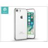 Devia Apple iPhone 7 szilikon hátlap - Devia Glitter Soft - silver