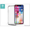 Devia Apple iPhone X hátlap - Devia Shockproof - crystal clear