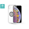 Devia Apple iPhone X/XS hátlap - Devia Grip - transparent