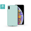 Devia Apple iPhone X/XS hátlap - Devia Nature - mint