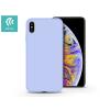 Devia Apple iPhone X/XS hátlap - Devia Nature - világos kék