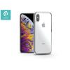 Devia Apple iPhone XS Max hátlap - Devia Elegant - transparent