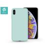 Devia Apple iPhone XS Max hátlap - Devia Nature - mint
