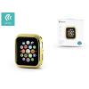 Devia Apple Watch 4 védőtok - Devia Dazzle Gold-Plated Series 40 mm - arany
