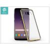 Devia Samsung G955F Galaxy S8 Plus hátlap - Devia Glitter Soft - champagne gold