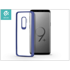 Devia Samsung G965F Galaxy S9 Plus hátlap - Devia Pure Style - blue tok és táska