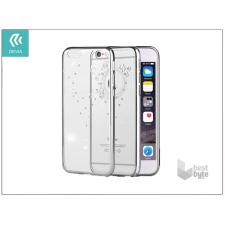 Devia ST976484 Crystal GARLAND iPhone 6/6S ezüst hátlap tok és táska