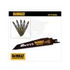 Dewalt Fűrészlap kardfűrészhez, fára 152 mm 4.2 T - 5db - DeWalt Extr. (DT2300L)