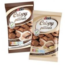 Dexi crispy párnák csokoládé 150 g csokoládé és édesség