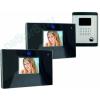 """DF-629TSx2+OUT9 egylakásos kétbeltéris színes videó kaputelefon 9cm (3,5"""") TFT-LCD kijelzőkkel"""