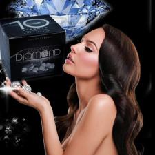 Diamond ESSENCE Fiatalító krém gyémántpor tartalommal nappali arckrém