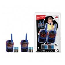 Dickie játékok Dickie kék színű walkie talkie walkie-talkie