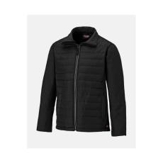 DICKIES EH36000 LOUDON fekete kabát L
