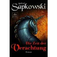 Die Zeit der Verachtung – Andrzej Sapkowski, Erik Simon idegen nyelvű könyv