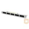 Digitus 19'' CAT3 50-portos ISDN patch panel