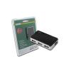 Digitus 4-port USB 2.0 HighSpeed, Power Supply fekete USB hub